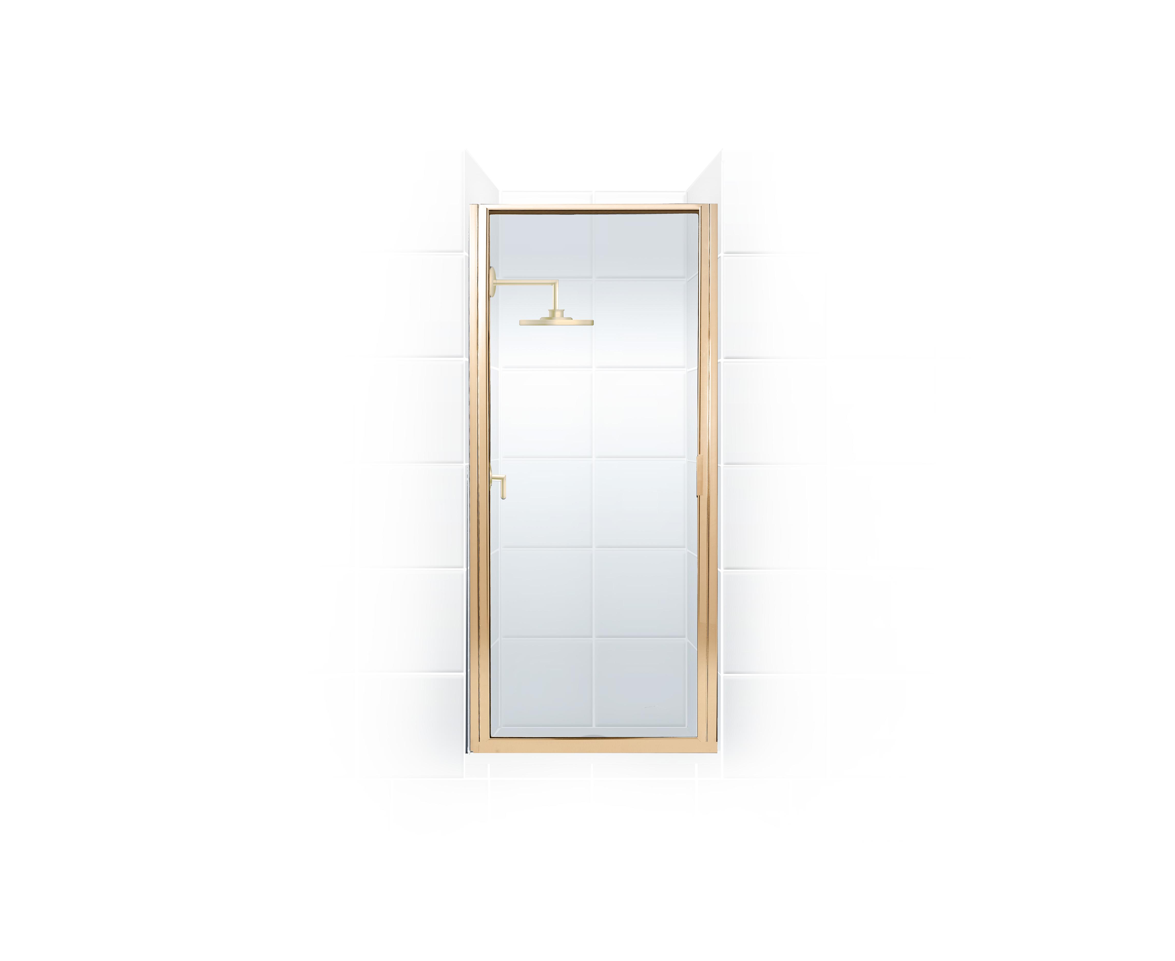 coastal industries paragon shower door