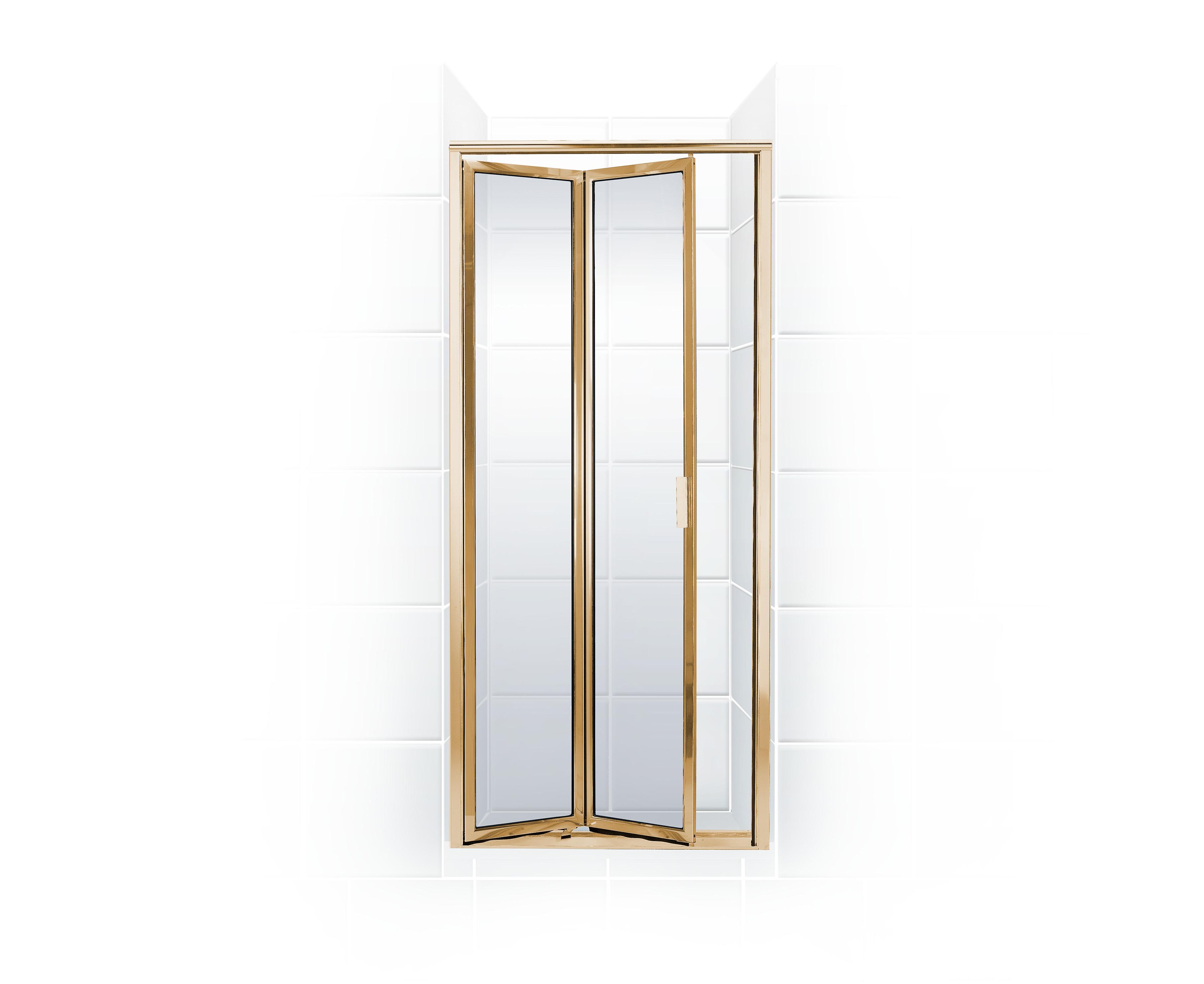 coastal industries paragon bifold shower door