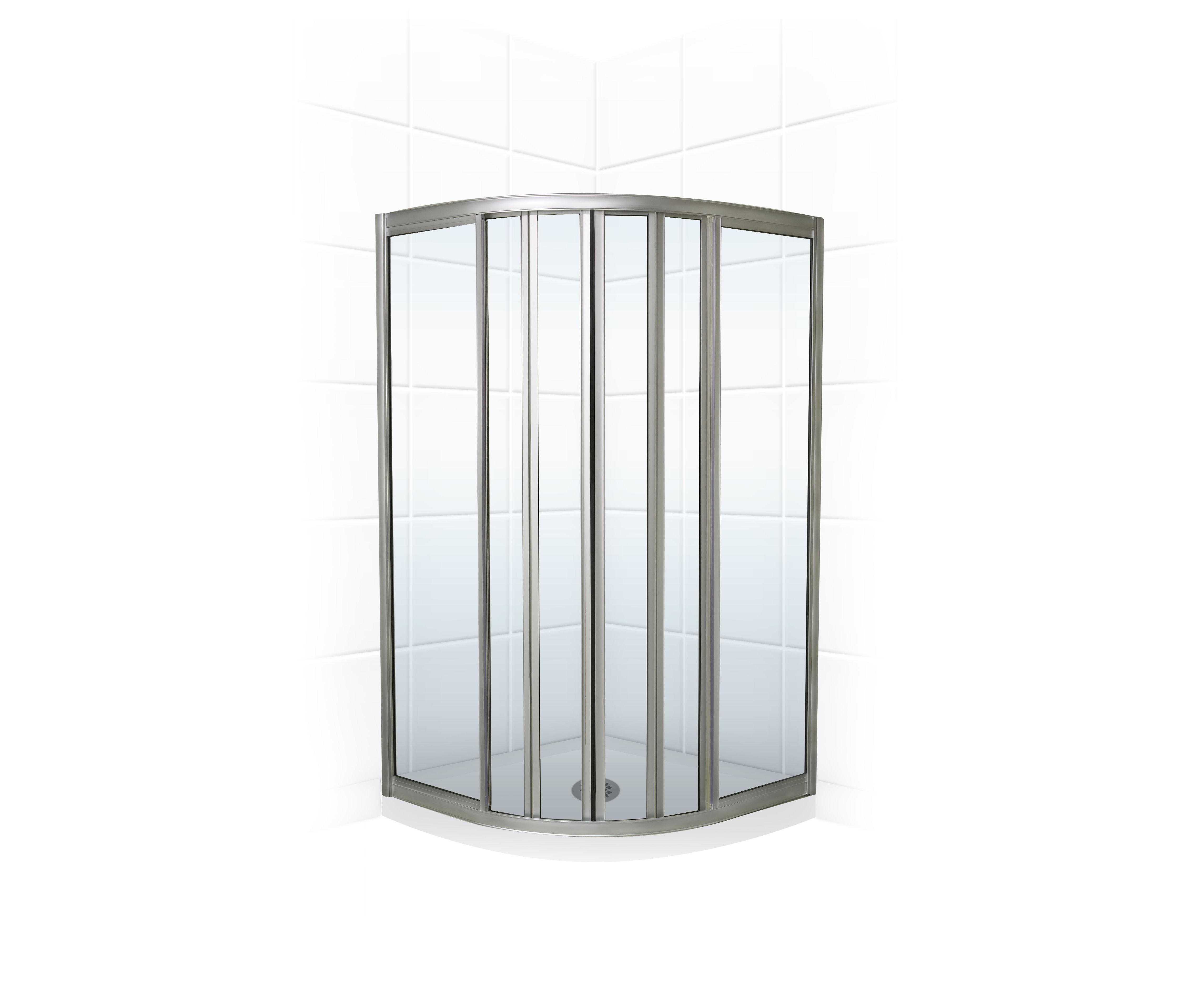 coastal industries serenity shower door